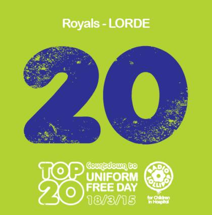 Top 20 Campaign