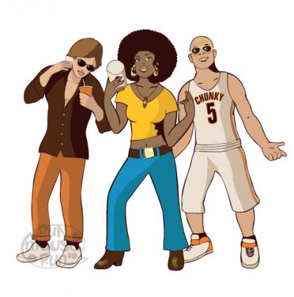 Characters & Mascots