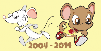 running_mouse
